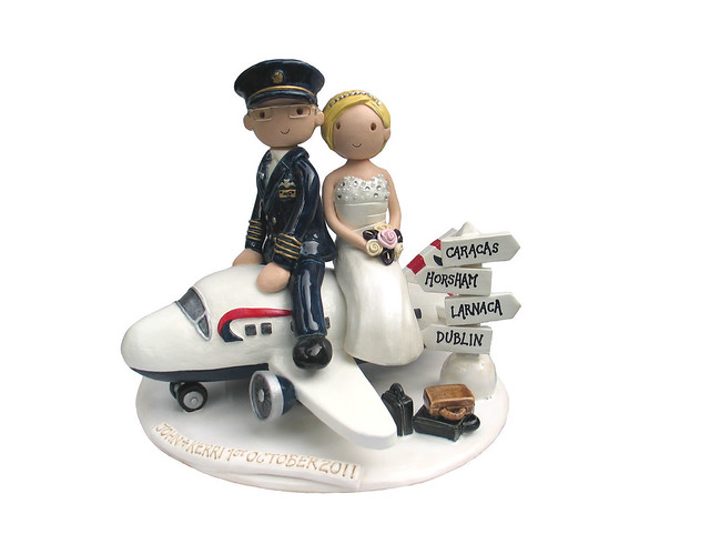 Airplane cake topper | Flickr - Photo Sharing!