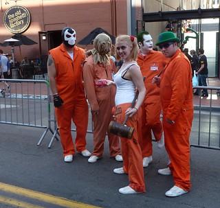 Arkham Inmates