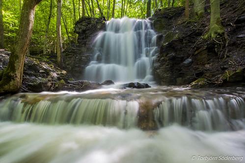 waterfall gumboots vattenfall bäck lerdala mosion canon5dmkii timmersdala springstreamsilverfallen