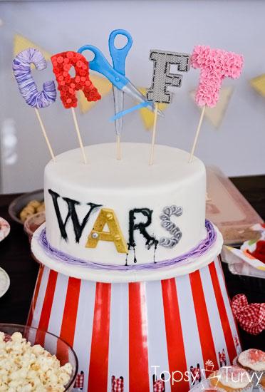 craft-wars-cake