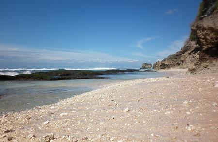 pantai blue point