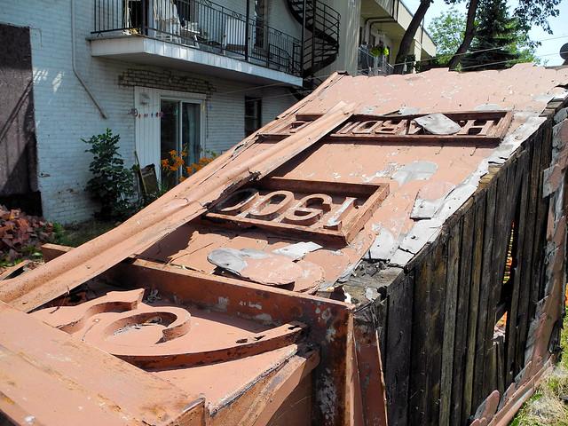 Depanneur roof 3