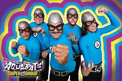The Aquabats Super Show!