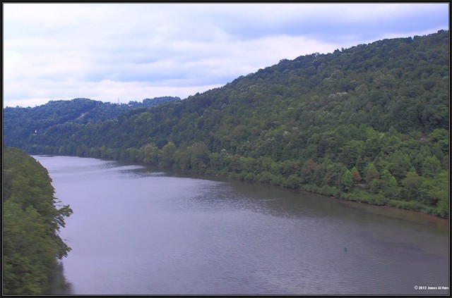 Monongahela River, Morgantown WV