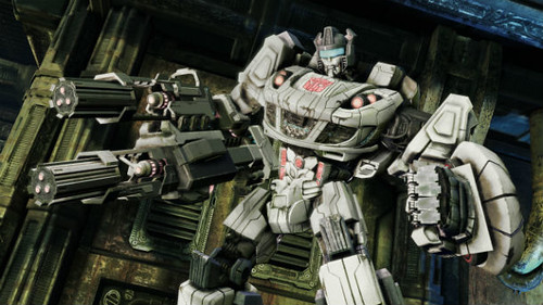 Transformers: Fall of Cybertron Escalation Mode Guide