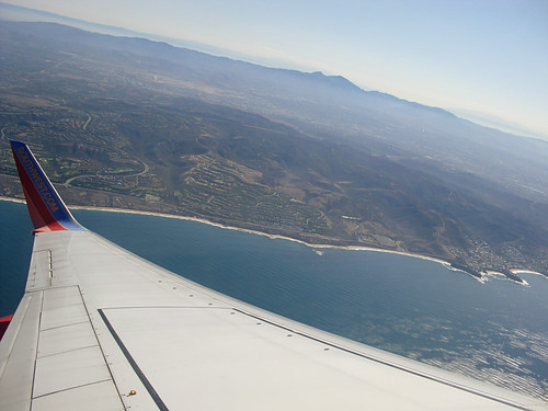 Leaving California