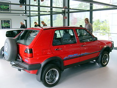 Volkswagen Golf Syncro Country