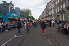 Take a walk at the Merrion Square - Things to do in Dublin