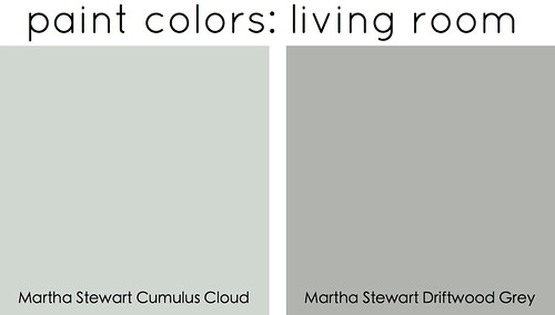 paint colors living room