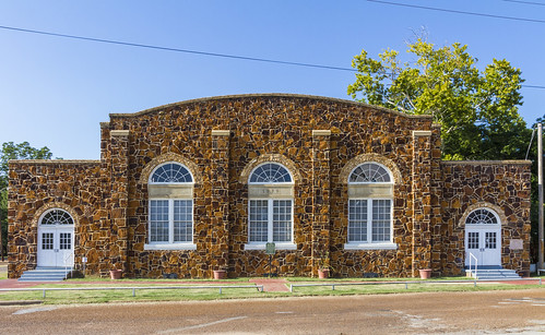 Old 1939 School Gym, Winnsboro, Texas-1.jpg