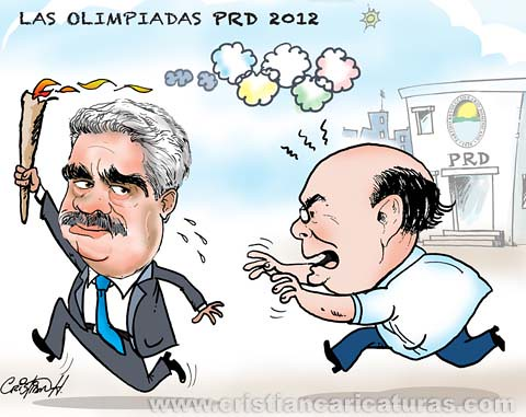 OLIMPIADAS PRD