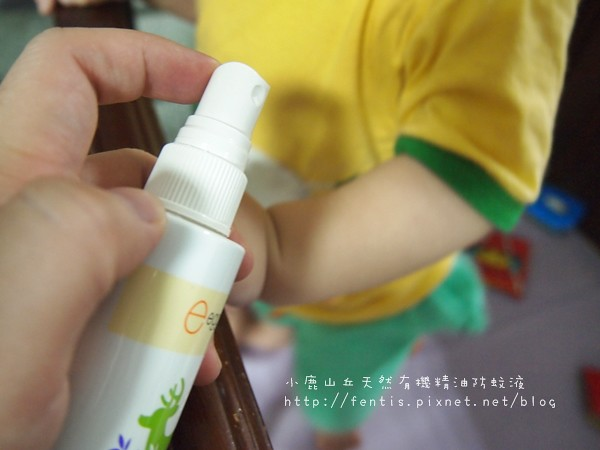 小鹿山丘防蚊液5