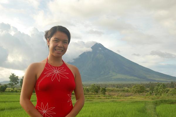 Mt Mayon 2008