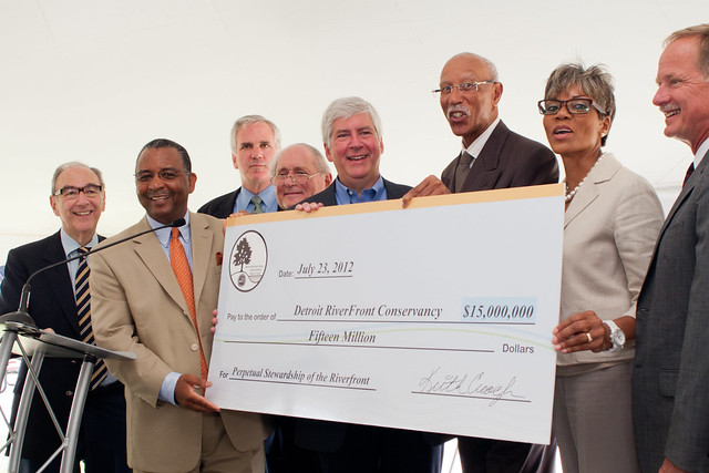 officials accepting endowment