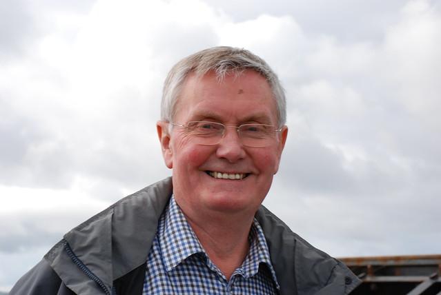 Header of Alan Johnson