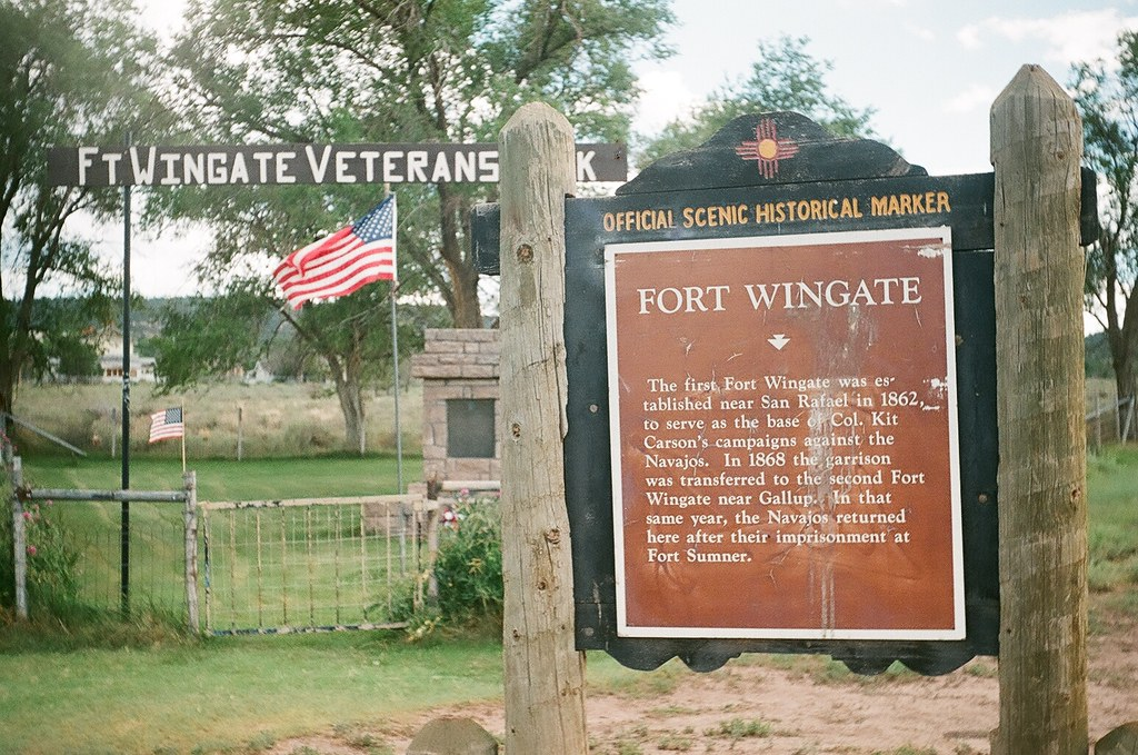 Fort Wingate New Mexico Around Guides