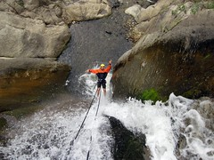 stream, adventure, sports, rapid, river, recreation, outdoor recreation, extreme sport, canyoning,
