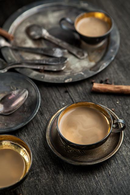 [206/366] An Indian Spiced Tea