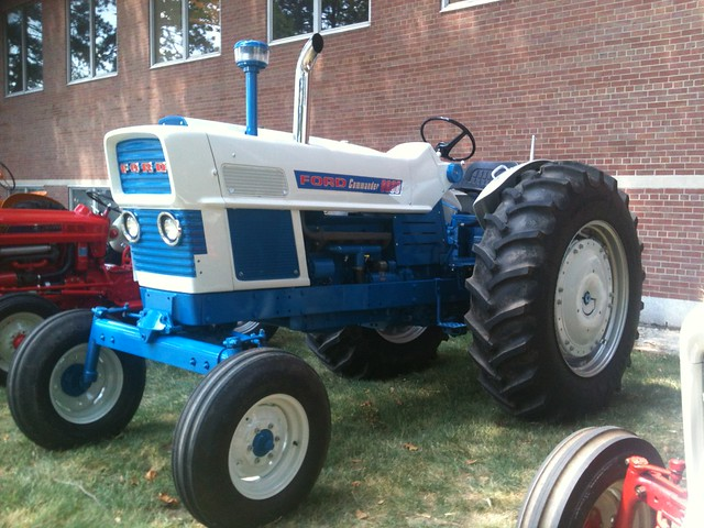 Ford 6000 Tractor Parts : Ford commander for sale