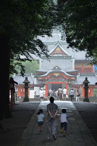 2012夏日大作戰 - 霧島 - 霧島神宮 (6)