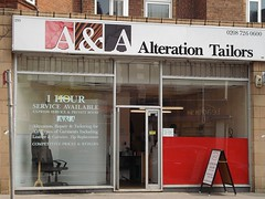 Picture of A And A Alteration Tailors, 295 High Street