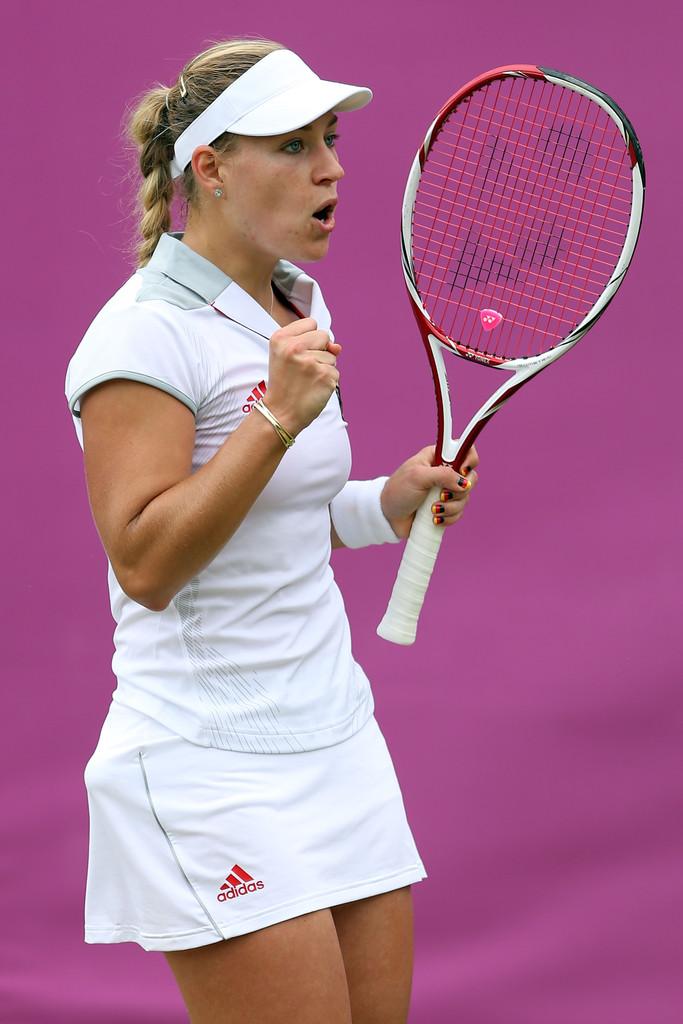 Kerber Sharapova