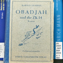 Obadjah und die ZK 14 (oder, Die fröhlichen Abenteuer eines Hexenmeisters)