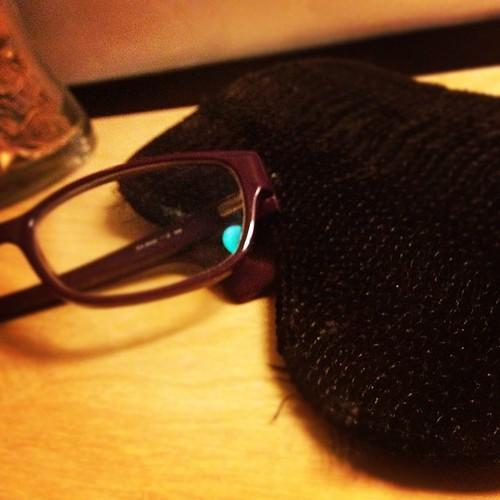 En ocasiones cambio de gafas para dormir by rutroncal