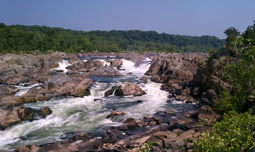 Great Falls, Maryland Side by aviva_hadas