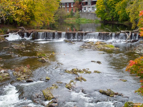 Old mill falls ©ChelseaStark http://www.chelseastarkphotography.com by chelseastarkphotography.com