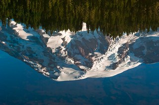 Rainier, Reflected.