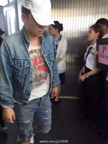 BIGBANG Arrival Nanning 2016-06-12 (1)