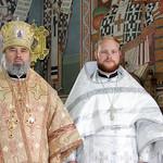 Иерейская хиротония  Андрея Трофимова