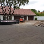Dumpster Rental Concrete Phoenix Arizona