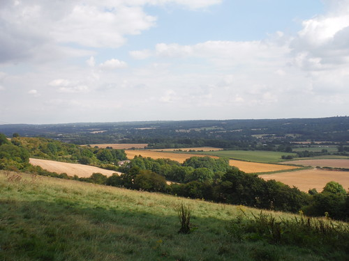Easterly Views from the North Downs