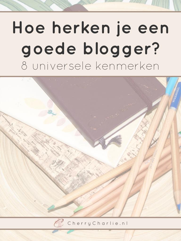 hoe herken je een goede blogger 8 universele kenmerken