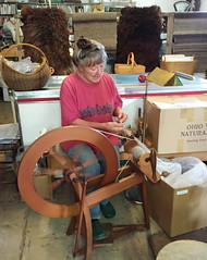 Waterford General Store Owner Spinning