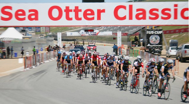 otter classic brings cycling festival monterey