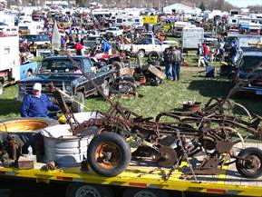 Pioneer Power Swap Meet