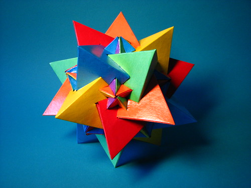 Eighth Stellation of the Icosidodecahedron