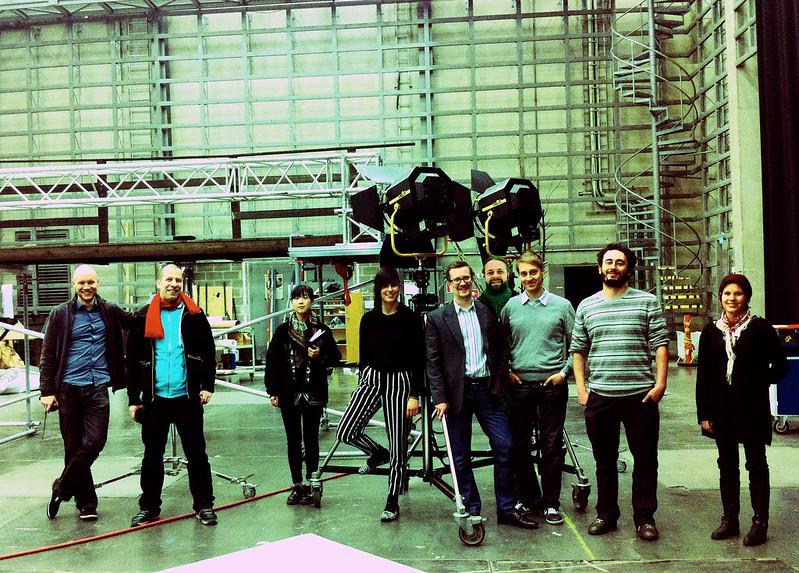 OKFestival 2012 Organising Team