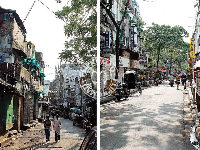 Walking the Streets of Kolkata