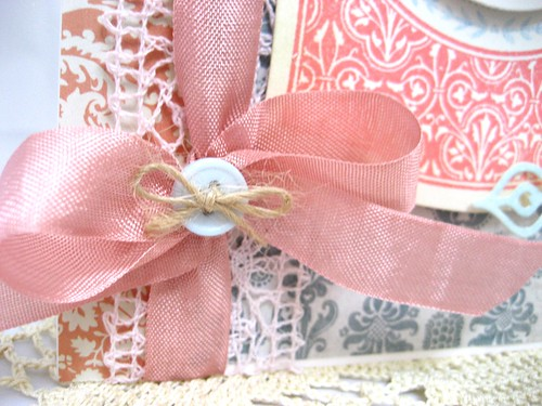 TRR27 BUTTON TWINE RIBBON