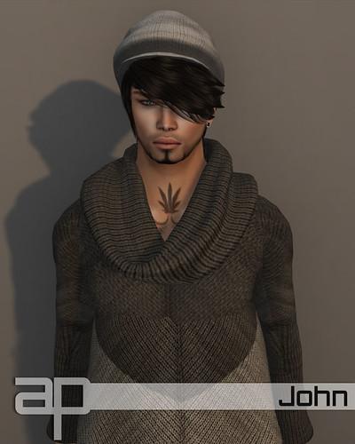 [Atro Patena] - John by MechuL Actor