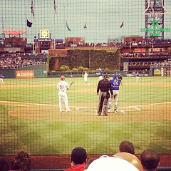 6 rows back at the Phillies game!! Thank you @hoyboy_ !!