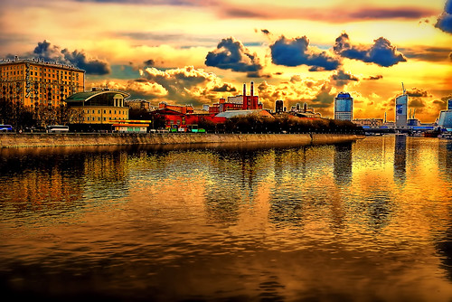 Moscow's Gold