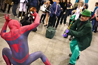 Fan Expo Vancouver 2012 | Convention Centre West