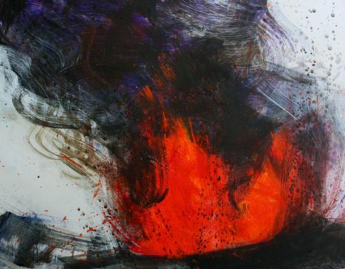Volcanic paroxysm 7