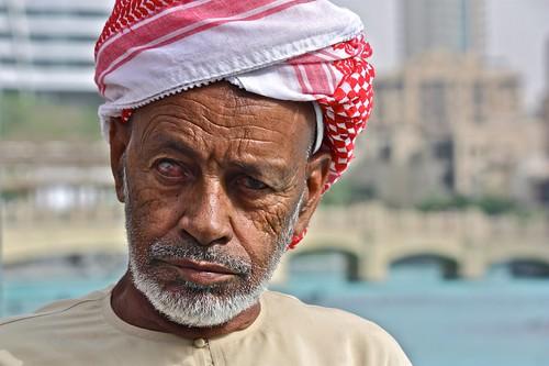 Emirati Man in Dubai