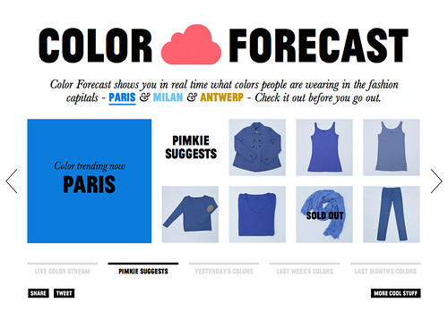 COLOR FORECAST 9